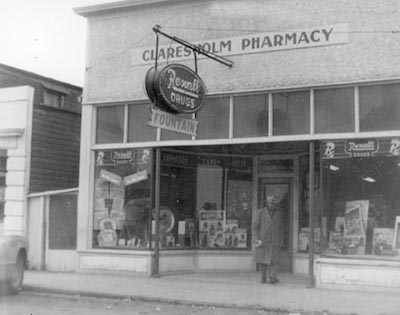 Claresholm Pharmacy History